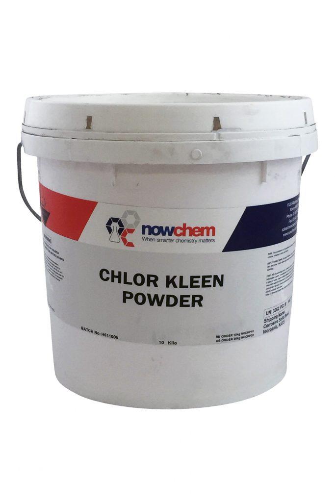 Chlor Kleen Powder