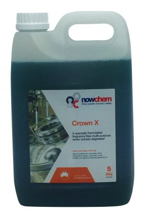 Crown X