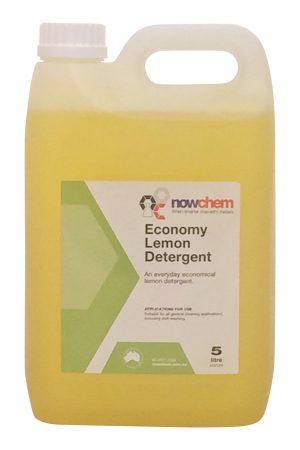 Economy Lemon Detergent