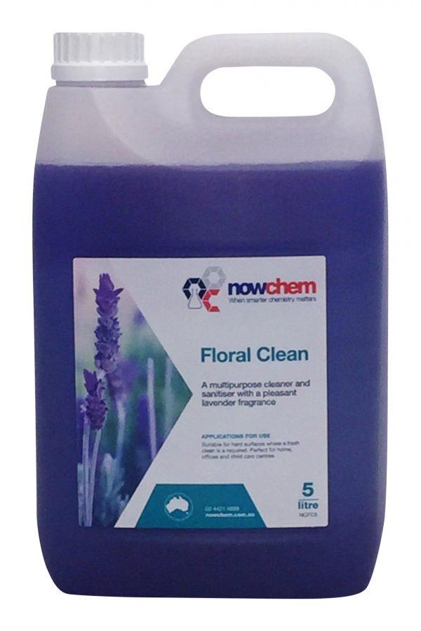 Floral Clean