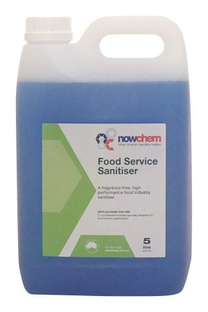 Food Service Sanitiser