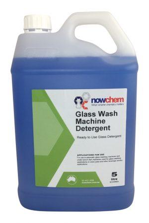 Glass Wash Machine Detergent