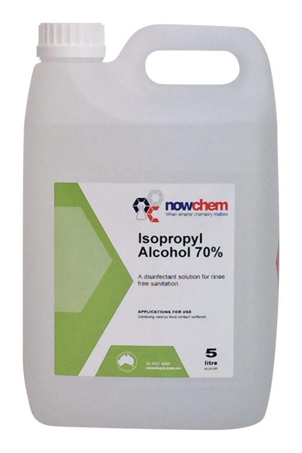Isopropanol Alcohol 70%