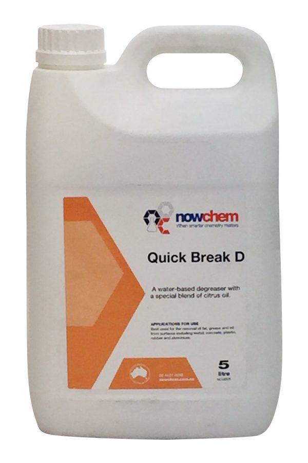 Quick Break D