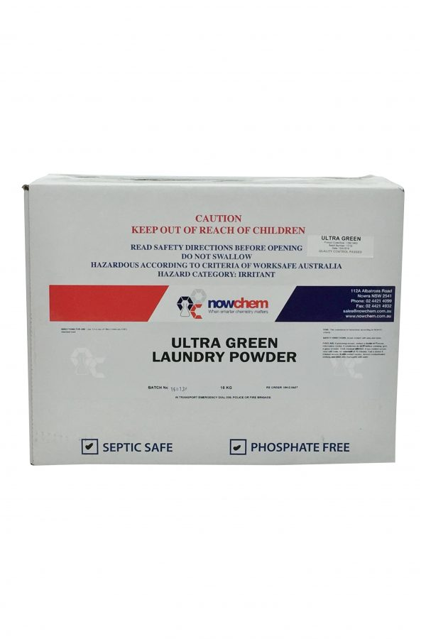 Ultra Green Laundry Powder