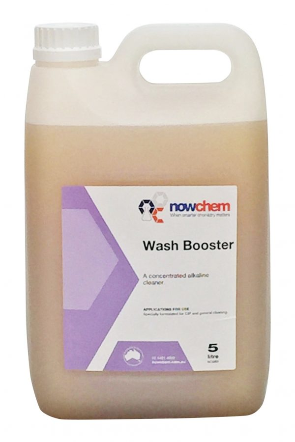 Wash Booster