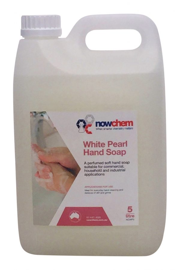 White Pearl Hand Soap