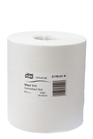 Tork Basic Paper 1ply Centrefeed Roll
