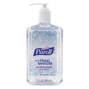 Purell Antiseptic Hand Sanitiser 72% 350ml Hand Pump