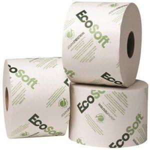 ESG Ecosoft Opticore Bathroom Tissue 2ply