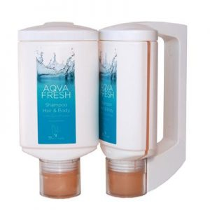 Aqua Fresh Shampoo Hair And Body 330ml