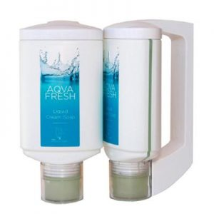Aqua Fresh Liquid Cream Soap 330ml