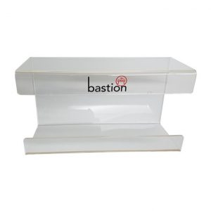 Bastion Single Glove Dispenser Acrylic