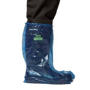 Bastion Boot Covers 500mm Blue