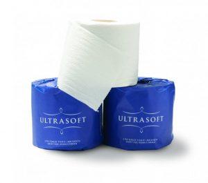 Ultrasoft Toilet Paper
