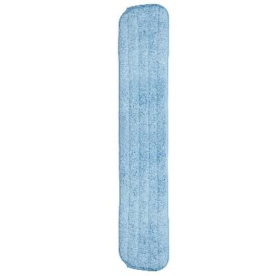 600mm Microfibre Flat Mop Refill Blue