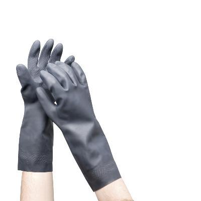 Chemical & Acid Resistant Gloves - Long 385mm