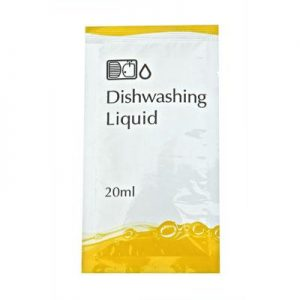 Dishwashing Liquid Detergent 20ml Sachet