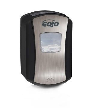 Gojo LTX Touch Free Dispenser Grey/Chrome