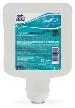 OxyBAC Foam Handwash