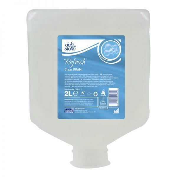 Refresh Clear Foam Handwash