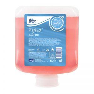 Refresh Rose Foam Handwash